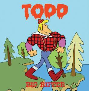 Cover - Todd: Big Ripper