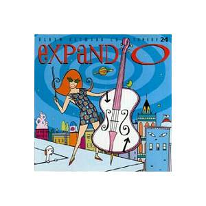 Album Network 024 - CD Tuneup 24: Expand-O - Cover