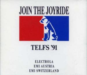 Join The Joyride - Telfs '91 - Cover