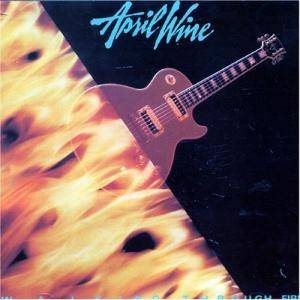 April Wine: Walking Through Fire (LP) - Bild 1