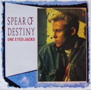 Cover - Spear Of Destiny: One Eyed Jacks