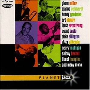 Cover - Sonny Rollins & Co.: Planet Jazz
