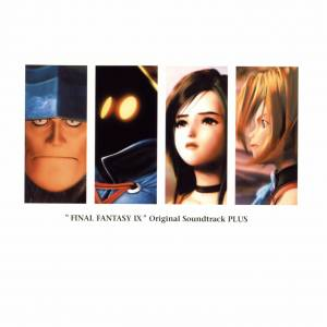 Cover - Nobuo Uematsu: Final Fantasy IX - Original Soundtrack PLUS