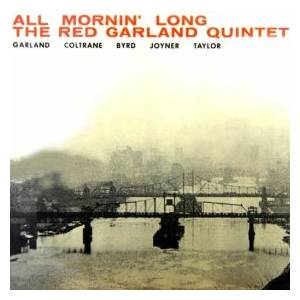 Red Garland: All Mornin' Long - Cover