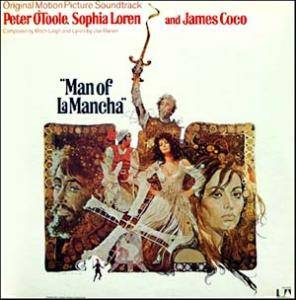 Mitch Leigh & Joe Darion: Man Of La Mancha - Cover