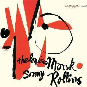 Thelonious Monk & Sonny Rollins: Thelonious Monk And Sonny Rollins - Cover