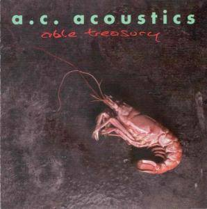 Cover - AC Acoustics: Able Treasury