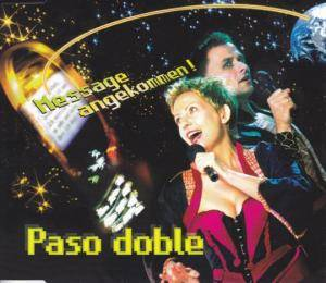 Cover - Paso Doble: Message angekommen!