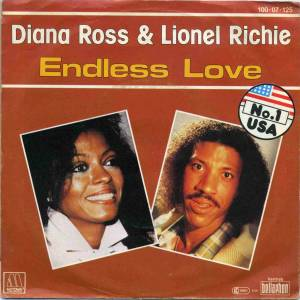 Cover - Diana Ross & Lionel Richie: Endless Love