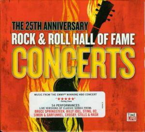 Cover - Bruce Springsteen & The E Street Band: 25th Anniversary Rock & Roll Hall Of Fame Concerts, The