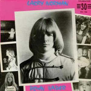 Cover - Larry Norman: Down Under (But Not Out)