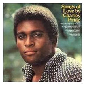 Cover - Charley Pride: Songs Of Love By Charley Pride