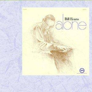 Cover - Bill Evans: Alone