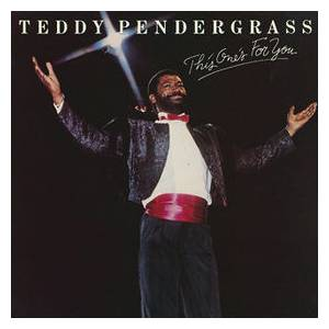 Cover - Teddy Pendergrass: This One's For You