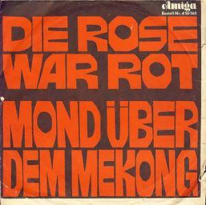 Cover - Gerry Wolff: Rose War Rot, Die