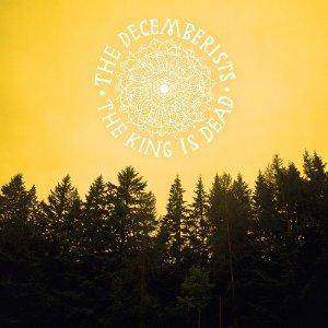The Decemberists: King Is Dead, The - Cover