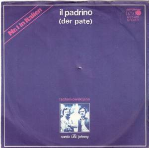 Cover - Santo & Johnny: Il Padrino (Der Pate)