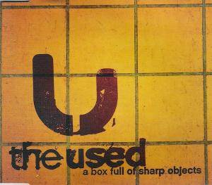 Cover - Used, The: Box Full Of Sharp Objects, A