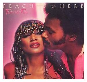 Cover - Peaches & Herb: Twice The Fire