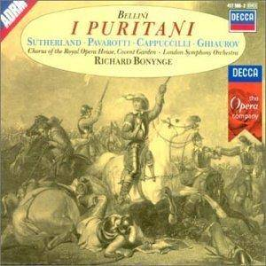 Cover - Vincenzo Bellini: I Puritani