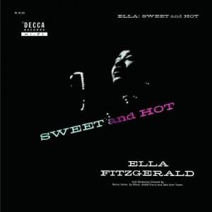 Cover - Ella Fitzgerald: Sweet And Hot