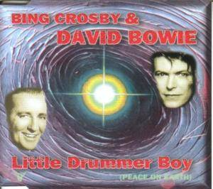 Cover - David Bowie & Bing Crosby: Little Drummer Boy (Peace On Earth)