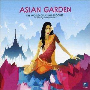Cover - Huong Thanh: Asian Garden - The World Of Asian Grooves