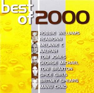 Best Of 2000 - Cover