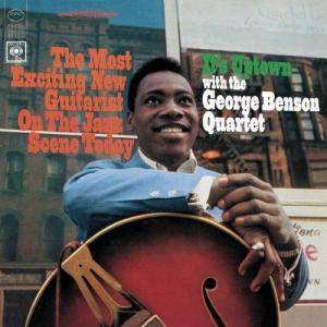 Cover - George Benson: It's Uptown