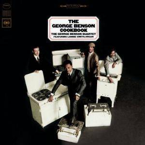 Cover - George Benson: The George Benson Cookbook