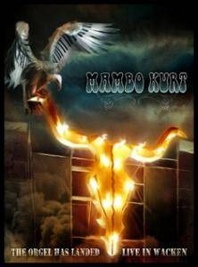 Cover - Mambo Kurt: Orgel Has Landed - Live In Wacken, The