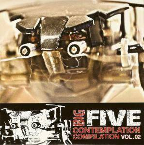 Cover - Spirit Of The Future Sun: Big Five #06 - Contemplation Compilation Vol. 02