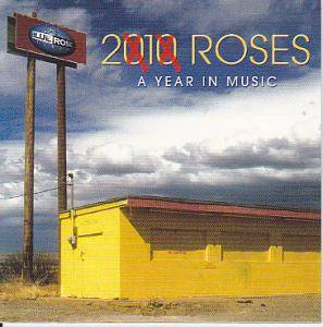 Cover - Ryan Bingham: Blue Rose - 21 Roses - A Year In Musik
