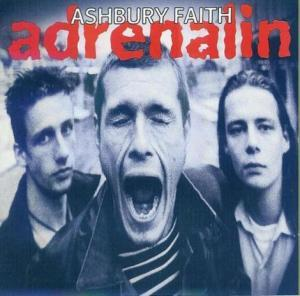 Ashbury Faith: Adrenalin - Cover