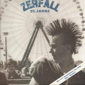 Zerfall: 25 Jahre - Cover