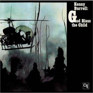 Kenny Burrell: God Bless The Child - Cover