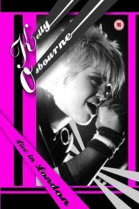 Cover - Kelly Osbourne: Live In London