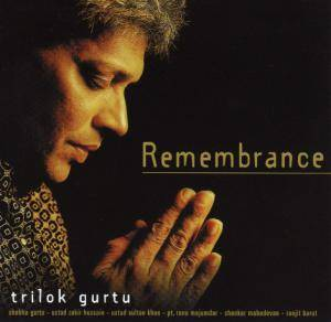 Cover - Trilok Gurtu: Remembrance