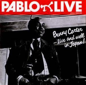 Cover - Benny Carter: Live And Well In Japan
