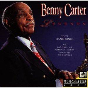 Cover - Benny Carter: Legends