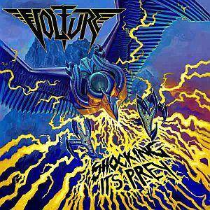 Volture: Shocking Its Prey - Cover