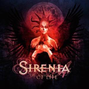 Sirenia: Enigma Of Life, The - Cover