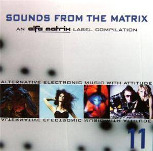 Alfa Matrix - Sounds From The Matrix 11 - Cover