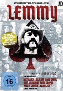 Lemmy: 49% Motherf**ker. 51% Son Of A Bitch. - Cover