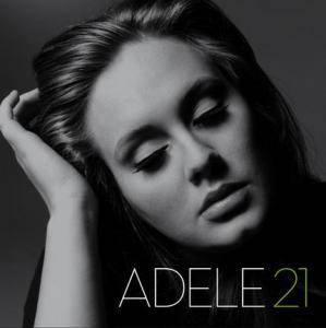 Adele: 21 - Cover