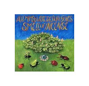 The Smell Of Incense: All Mimsy Were The Borogoves (CD) - Bild 1