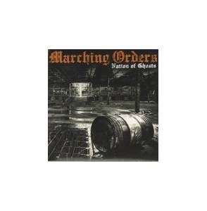Marching Orders: Nation Of Ghosts - Cover
