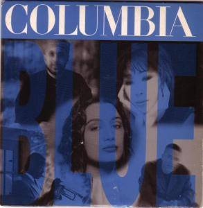 Columbia Blue - Cover