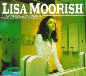 Lisa Moorish: Mr Friday Night - Cover