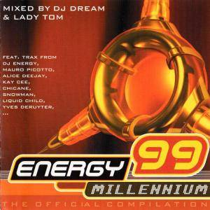 Cover - Marino Stephano: Energy 99 - Millennium - The Official Compilation